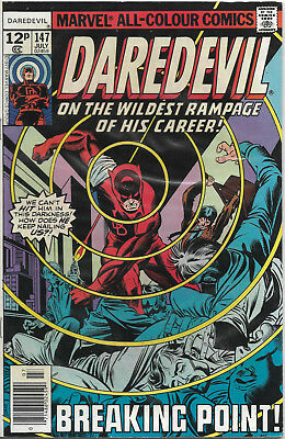 DAREDEVIL (1964) #147 - Back Issue (S)