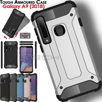 Samsung Galaxy A9 2018 SM-A920F TOUGH ARMOURED Shock Proof Protective Case Cover