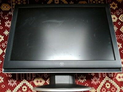 Westinghouse LCM-22w2, LCD Monitor with component and S-Video input
