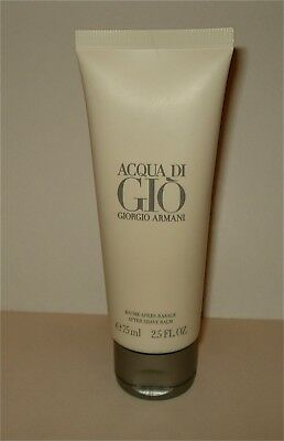 35be08bd0c6d Acqua Di Gio by Giorgio Armani for Men 2.5 oz  75 ml After Shave Balm