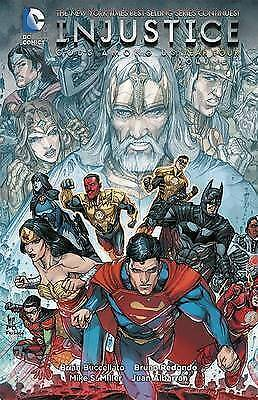 Injustice Gods Among Us Year Four HC Vol 1 REDUCED