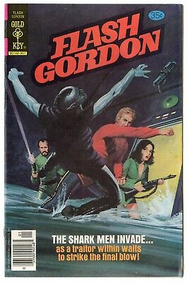 Flash Gordon #21 VF/NM 9.0 white pages  Gold Key  1979  No Reserve