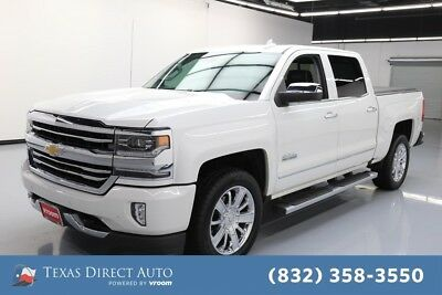 2017 Chevrolet Silverado 1500 High Country Texas Direct Auto 2017 High Country Used 5.3L V8 16V Automatic RWD Pickup Truck