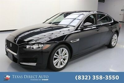 2017 Jaguar XF 35t Premium Texas Direct Auto 2017 35t Premium Used 3L V6 24V Automatic RWD Sedan Moonroof