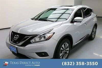 2015 Nissan Murano SL Texas Direct Auto 2015 SL Used 3.5L V6 24V Automatic AWD SUV Moonroof Bose