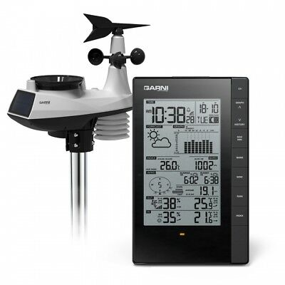 Garni 935PC Professional Weather Station with USB and Windows PC connection