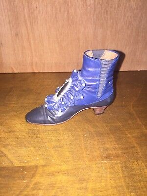 JUST THE RIGHT SHOE Victorian Ankle Boot by Raine Item 25089 (Year 1999)