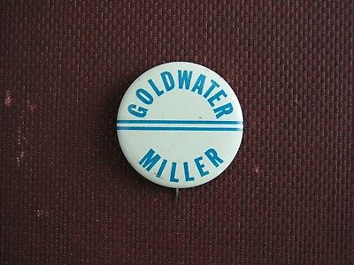 Possibly Rare Barry Goldwater Campaign Button
