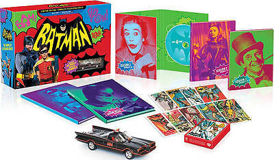 Batman: The Complete Series (Blu-ray Disc, 2014, 13-Disc Set, Limited Edition)