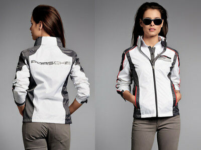 "NWT $355 PORSCHE Driver's Selection Women's Jacket- ""Motorsport Collection"" SZ-M"