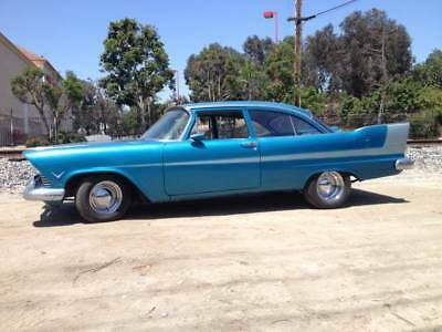 1957 Plymouth Other  Plymouth 1957 Belvedere 2 door Blue. Classic Car.