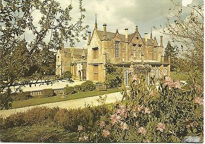 Postcard - Dillington House - Somerset - c1970s