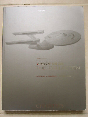 Christies 40 Years of Star Trek the Collection Part 1
