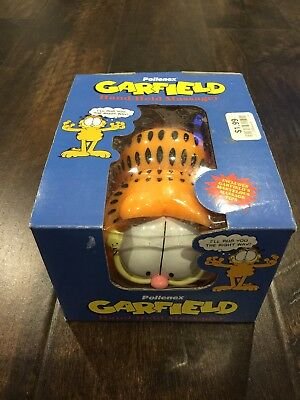 Vintage Garfield Hand Held Massager Pollenex Battery Operated In Box