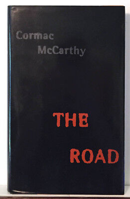 THE ROAD by Cormac McCarthy Hardcover HC 1st edition 2006