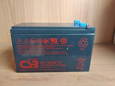 NBN replacement Battery Japanese Brand B.B. Battery, 12v AGM sealed