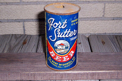 Fort Sutter BEER Flat Top OI