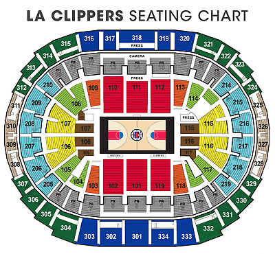 NBA Los Angeles Clippers Boston Celtics 3/11/19 Staples 2 lower level center tix