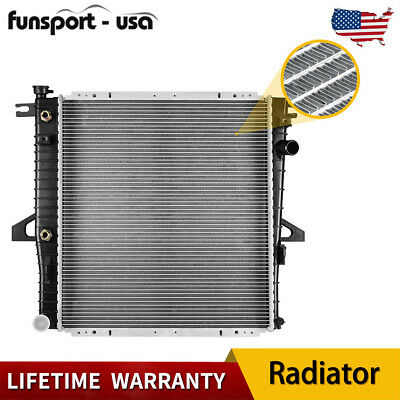 Radiator for Ford Mazda Explorer Ranger B3000 B4000 3.0L 4.0L V6 2173 Fast&Free