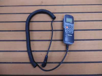 Raymarine RAY240 VHF Handset Mic Microphone E45009 - Great Tested Cond.