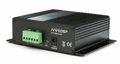 miniDSP balanced 2x4 Digital Signal Processor