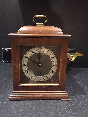 Vintage Bracket Mantle Clock