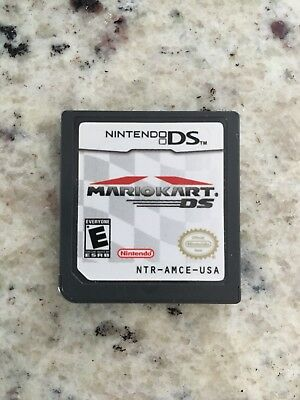 Mario Kart DS (Nintendo DS, 2005) - Cartridge Only