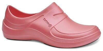 Toffeln Aktiv Lite 210 - Metallic Fuchsia - Womens Washable Nursing Shoes