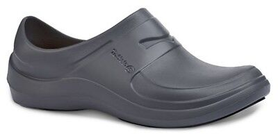 Toffeln Aktiv Lite 210 - Grey - Womens Washable Nursing Shoes