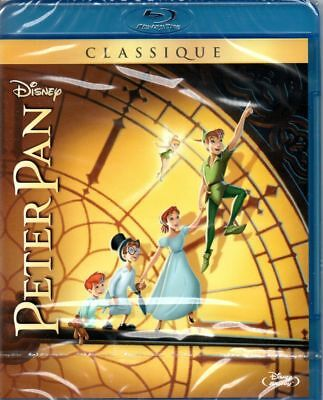 Peter pan   Disney N°16   BLU-RAY NEUF SOUS BLISTER