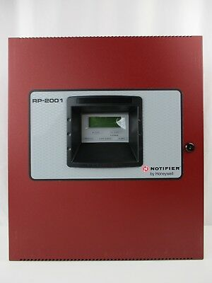 (New) Notifier Rp-2001 - Deluge - Preaction Fire Alarm Control Panel 120Vac