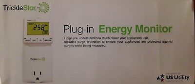 *new* Tricklestar Plug In Energy Monitor