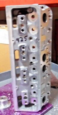 """Brodix FF11 Aluminum 4.500"""" Bore Spacing 11 Degree Cylinder Heads"""