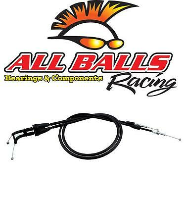 KTM SXF450 Throttle Cables (Pair) 2007 to 2013 Models,  By AllBalls Racing
