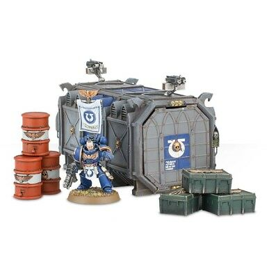 WH40K Munitorum Armoured Container NEW