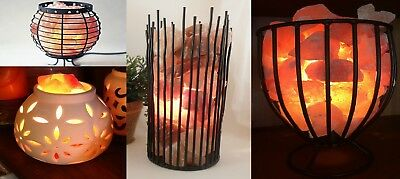 Himalayan Salt Lamp Crystal Rock - Great to put together your Salt Lamp - 5 lbs