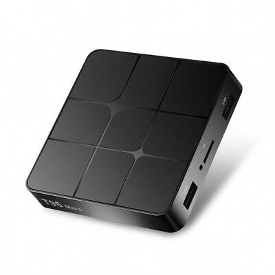 T96 Mars Android TV Box - UK Plug