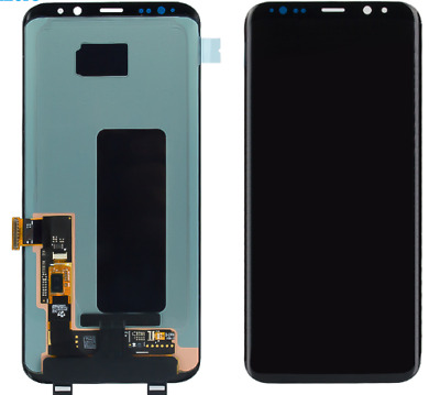 New OEM Samsung Galaxy S8+ Plus G955U LCD Screen Digitizer Assembly