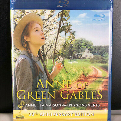 Anne of Green Gables  30th Anniversary (Blu-Ray) NEW