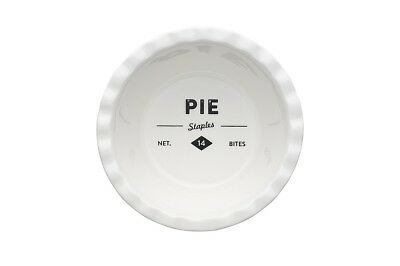 NEW Ecology Staples Foundry Pie Dish Deep