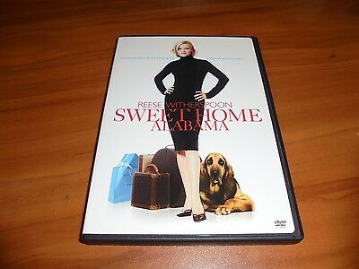 Sweet Home Alabama (DVD, Widescreen 2003) Reese Witherspoon Comedy Used