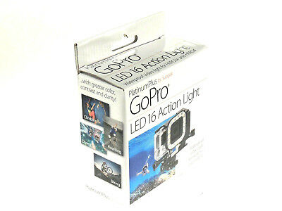 *NEW* Sunpak Waterproof LED Action Light VL-LED-16GP for GoPro HERO3+ and HERO4