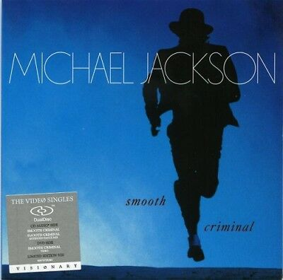Michael Jackson: Smooth Criminal –  Limited Edition Dualdisc Single, Sealed New