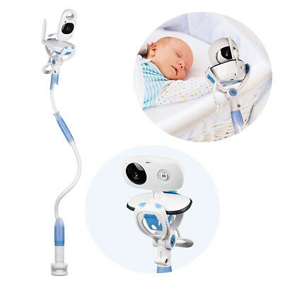 Universal Baby Monitor Shelf Phone Holder Infant Video Rotatable Camera Support