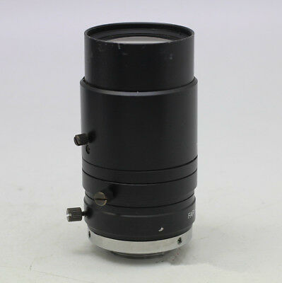 1pcs Used U-TRON HV7517 machine vision zoom industrial lens 7.5-75mm f1.7