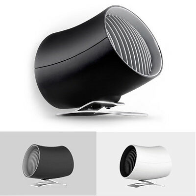 New Mini Ultra Quiet Portable Rotatable Touch Control USB Cooling Desk Fan