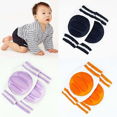 New Safety Crawling Protect Elbow Cushion Infants Kids Toddlers Baby Knee Pads