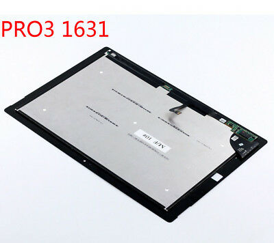 For Microsoft Surface Pro 3 1631 TOM12H20 V1.1 LCD Touch Digitizer Assembly US