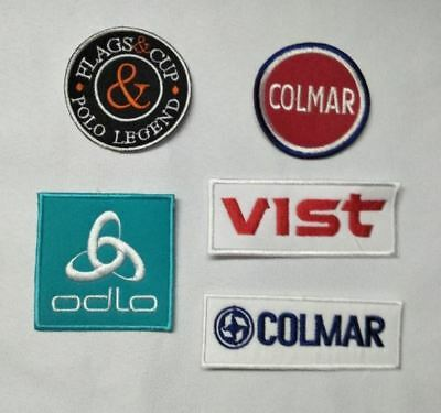 ECUSSON PATCH COLMAR ODLO VIST FLAG CUP POLO LEGEND biathlon ski ffs snowboard