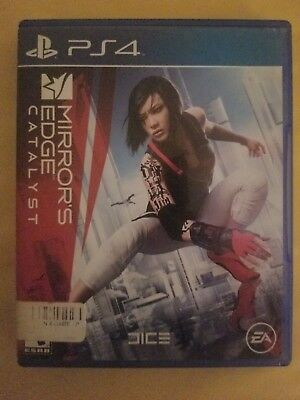 Ps4 games mirrors edge catalyst